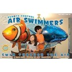 ショッピングair Air Swimmers Remote Control Flying Shark & Clownfish Official Bundle