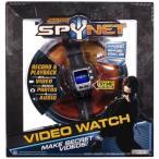 スパイネットシークレットミッションの記録ビデオカメラ&ウォッチ