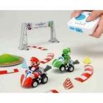 ショッピングAIR Air Hogs Mario Kart (マリオカート) Wii Exclusive Interactive R/C Battle Set 2Pack Mario vs. Yoshi