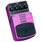 Behringer (ベリンガー) SM400 Super High-Gain ディストーション Effects