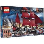 レゴ 4195 LEGO パイレーツオブカリビアン クィーンアンズリベンジ  アメリカ販売品