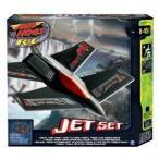 ショッピングAIR Air Hogs RC Plane, Jet Set 2 - Black X- 36 おもちゃ