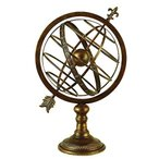 DEC80463 Brass Armillary Sphere アンティークブラス 天球儀 Aspire社
