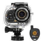 海に山に★XCEL5MP HD 1080Pスポーツ版広角レンズ ワイヤレスアクションビデオカメラ スパイポイント社