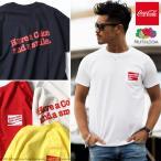コカ・コーラ Coca-Colaby フルーツオブザルーム Tシャツ メンズ
