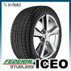 【2016年製】ICEO 185/55R16 87Q XL  FEDERAL フェデラル 日本向け最新スタッドレスタイヤ 185/55-16