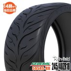 595RS-RR 245/40ZR18 93W  FEDERAL フェデラル ハイグリップ・スポーツ系タイヤ 245/40-18