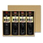 送料無料・調味料ギフトボックス1,000ml×ペット4本用箱 270×345×83mm 「50箱」適応瓶:約82φ×270Hまで