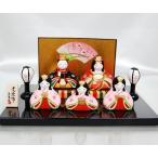 雛人形 薬師窯 錦彩華みやびかざり雛 陶器