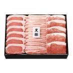 内腿 - お中元 御中元 肉 送料無料 鹿児島黒豚焼肉セット 型番:NKY-50R
