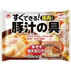 冷凍食品 業務用 あけぼの 豚汁の具 250g×20袋