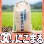 元年産 熊本県産米♪にこまる玄米30kg/精米無料