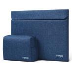 ノートパソコン ケース パソコンバッグ おしゃれ 防水 スリーブ macbook air pro Surface ipad pro 撥水 超薄型 インナーケース PCバッグ PCケース ポ-チ付