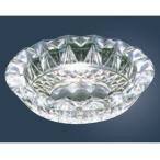 灰皿 ガラス グローリー 灰皿 P-05516-JAN P-05516 高さ55 直径:210 /業務用/新品