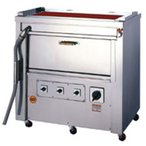 ヒゴグリラー オーブン付タイプ 業務用/新品 三相200V W1,020×D650×H1,040 (GO-18)