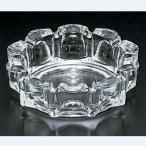 灰皿 ローラー(中) 東洋佐々木ガラス(TOYOSASAKI GLASS) P-05532-JAN/(業務用)(プロ用)