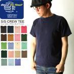 (グッドオン) Good On ショートスリーブ クルーネック カラー Tシャツ
