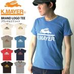 ショッピングクリフメイヤー (クリフメイヤー) KRIFF MAYER ブランド ロゴ Tシャツ カットソー