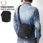 (フレッドペリー) FRED PERRY ピケ サイド バッグ ミニ ショルダーバッグ ポーチ メンズ レディース