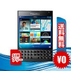 BlackBerry Passport 32GB SIMフリー (SQW100-1 Black)