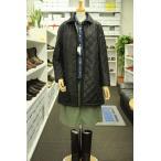 THE SMOCK SHOP スモックショップ POLYESTER QUILT キルティング LADIES ラウンドカラー コート SS-8521BQ 2color