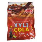 シュガーレス コーラグミ XYLI COLA GUMMY キシリコーラ レモンコーラ味 キシリトール メール便可 8袋まで 同梱不可