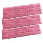 洗わない、しぼらない、手を汚さない、おしゃれでかわいい便利なモップ シボリックス(Sybolix) 取り替え用クロ