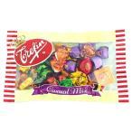 詰め合わせ キャンディー チョコレートトレファン カジュアルミックス 165g×15袋セット 代引き不可