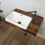 人工大理石洗面ボウル(手洗い器・小型・洗面台) W400×D250×H170 INK-0413032H