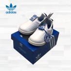ショッピングベビーシューズ [STAN SMITH 360 I][S32127]adidas アディダス オリジナルス スタンスミス スリッポン キッズ ベビー シューズ ブルー