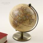 卓上サイズ インテリア 地球儀 globe S アンティーク(アイボリー)【メール便不可】