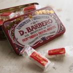 バルベロ D.BARBERO トロンチーニ小缶 ヌガー 12粒入 ソフトヌガー 赤缶【メール便不可】