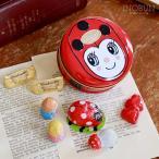 てんとう虫柄の缶が魅力的な、老舗カファレルのチョコセット!