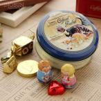 ネコ柄の缶が魅力的な、老舗カファレルのチョコセット!