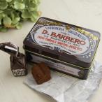 バルベロ D.BARBERO トリュフチョコレート カカオミニ缶 5粒入 ブラウン【メール便不可】