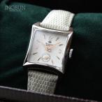ロゼモン 腕時計 Nostalgia Rosemont N007-SW CWH シルバー/ホワイト(ベルト)【メール便不可】