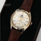ロゼモン 腕時計 Nostalgia Rosemont N009-YCY EBR シャンパンゴールド/ブラウン(ベルト)【メール便不可】