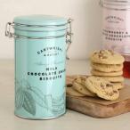 C&B カートライトアンドバトラー Cartwright&Butler ミルクチョコレート・ビスケット イギリス お菓子 クッキー 缶 200g