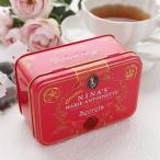 ニナス テデアンジュ NINAS 紅茶 ティーバッグ Royal box for tea 2.5gx10袋 缶入り