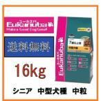 ユーカヌバ シニア 中型犬種 16kg(中粒)(正規品)