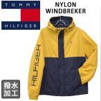 ショッピングHILFIGER トミー ヒルフィガー Tommy Hilfiger ナイロン ジャケット メンズ ウインドブレーカー アウター ジップ トミーフィルフィガー