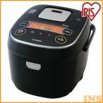 ショッピング炊飯器 炊飯器 10合 1升 IH 銘柄炊き アイリスIHジャー炊飯器 RC-IE10-B ブラック アイリスオーヤマ 米屋の旨み