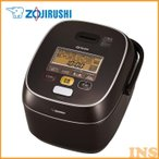 ショッピング炊飯器 炊飯器 1升 象印 圧力 IH 炊飯ジャー 極め炊き ブラウン NW-JA18 ZOJIRUSHI (D)