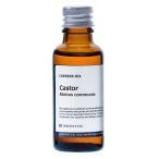 カスターオイル(ヒマシ油)(オーガニック) (未精製)  30ml(キャスターオイル/ひまし油)