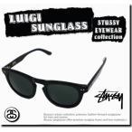 【売り尽くし処分】 STUSSY SUNGLASS LUIGI ステューシー サングラス ルイージ 140004 BLDG