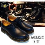 【期間限定SALE】/Dr.Martens 3HOLE BOOTS 1461/【ドクターマーチン 3ホールブーツ】/11838002