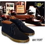 MAYPORT DESERT BOOT (FABRIC) Black 16516001