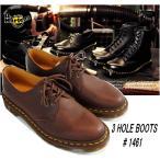 Dr.Martens 3HOLE BOOTS 1461/【ドクターマーチン 3ホールブーツ】/21143220