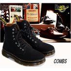 【日本未発売】【メンズ・レディースサイズ】/Dr.Martens COMBS 8HOLE CAVAS BOOTS/【ドクターマーチン コンボズ 8ホール キャンバスブーツ】/21868001