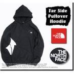 THE NORTH FACE Far Side Pullover Hoodie ザ ノースフェイス ファーサイドロゴ プルオーバー フーディー